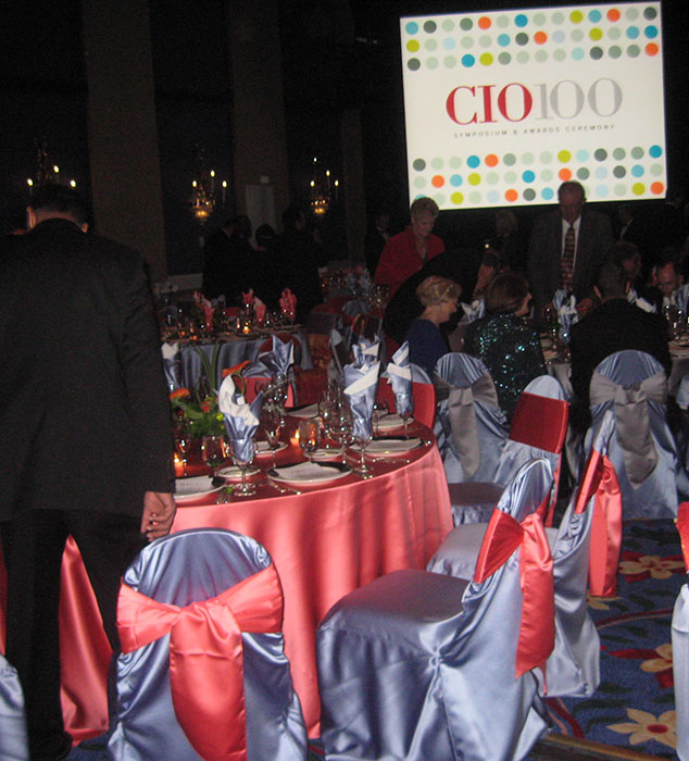 2009 CIO Broadmoor Ceremony